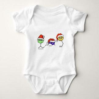 Neurotransmitters in Santa Hats Shirt