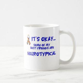 Neurotypical Friends Coffee Mug