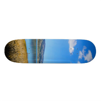 Neusa, Colombia (Blue Sky) Skateboard