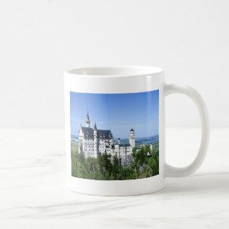 Neuschwanstein Castle Bavaria Coffee Mug