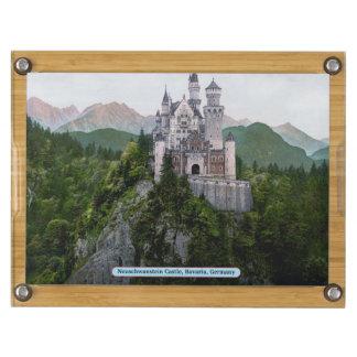 Neuschwanstein Castle, Bavaria, Germany Cheese Board