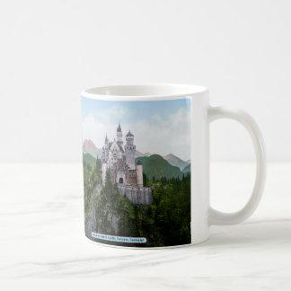 Neuschwanstein Castle, Bavaria, Germany Coffee Mug