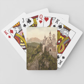 Neuschwanstein Castle, Bavaria, Germany Deck Of Cards