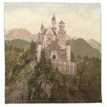 Neuschwanstein Castle, Bavaria, Germany Napkins