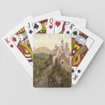 Neuschwanstein Castle, Bavaria, Germany Poker Cards