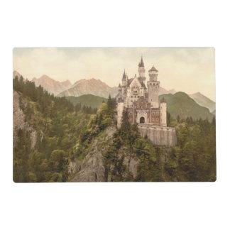 Neuschwanstein Castle, Bavaria, Germany Placemat