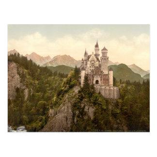 Neuschwanstein Castle, Bavaria, Germany Post Cards