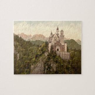 Neuschwanstein Castle, Bavaria, Germany Jigsaw Puzzles