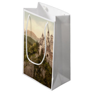 Neuschwanstein Castle, Bavaria, Germany Small Gift Bag