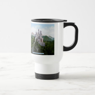 Neuschwanstein Castle, Bavaria, Germany Travel Mug