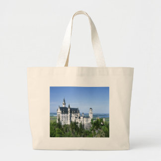 Neuschwanstein Castle Bavaria Large Tote Bag