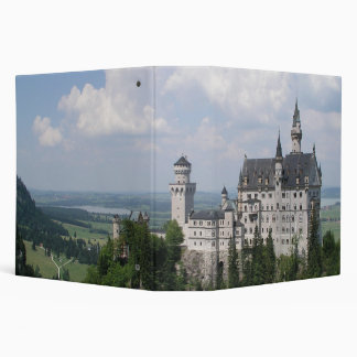 Neuschwanstein Castle Binder