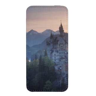 Neuschwanstein Castle, built late 1800's by iPhone SE/5/5s/5c Pouch