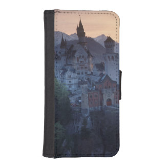 Neuschwanstein Castle, built late 1800's by Wallet Phone Case For iPhone SE/5/5s