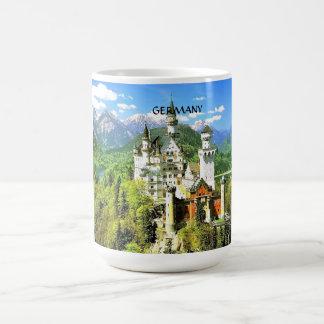 NEUSCHWANSTEIN CASTLE, GERMANY COFFEE MUG