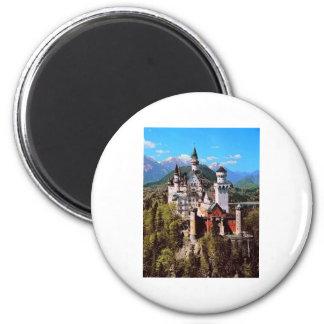 neuschwanstein castle - germany fridge magnets