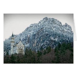 Neuschwanstein Castle - Germany - Greeting Card