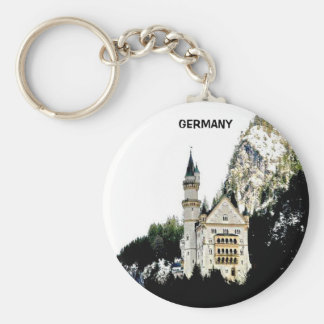 NEUSCHWANSTEIN CASTLE, GERMANY KEY CHAINS