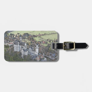 Neuschwanstein Castle - Germany Luggage Tag