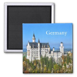 Neuschwanstein Castle Germany Magnet