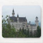 Neuschwanstein Castle, Germany Mouse Pad