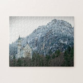 Neuschwanstein Castle - Germany - Puzzle