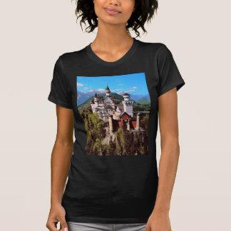 neuschwanstein castle - germany tee shirt