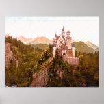 Neuschwanstein Castle II Print