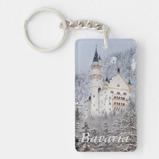 Neuschwanstein Castle Keychain