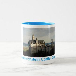 Neuschwanstein Castle Mug