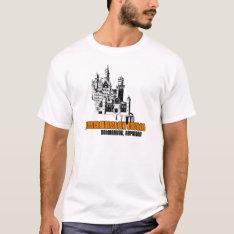 Neuschwanstein Castle Oktoberfest T-shirt at Zazzle