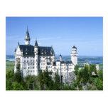 Neuschwanstein Castle Post Cards