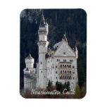 Neuschwanstein Castle Premium Magnet