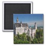 Neuschwanstein Castle Refrigerator Magnet