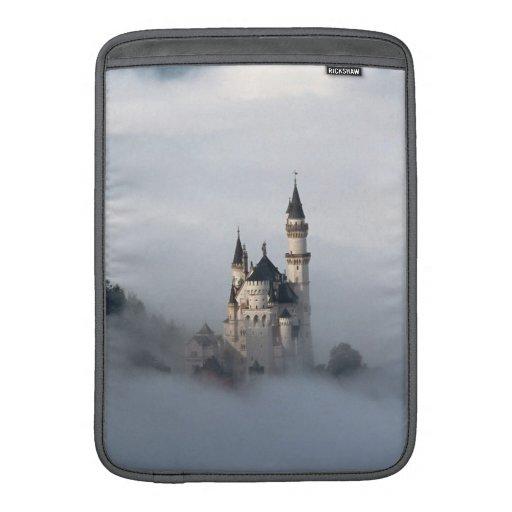 Neuschwanstein Castle Sleeve For MacBook Air