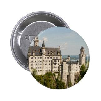 Neuschwanstein - Fairy Castle Button