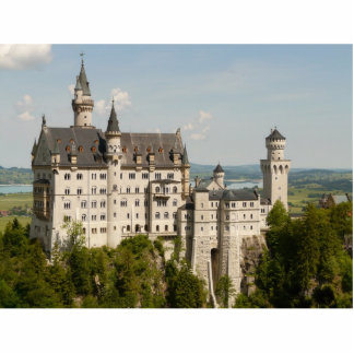Neuschwanstein - Fairy Castle Cutout