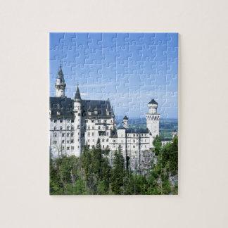 Neuschwanstein Jigsaw Puzzles
