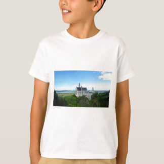 Neuschwanstein panorama T-Shirt