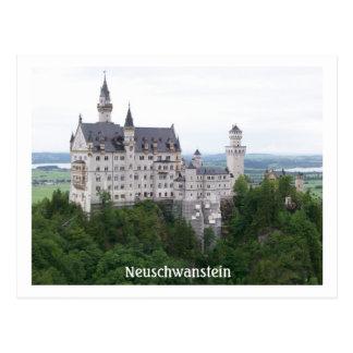 Neuschwanstein Postcard