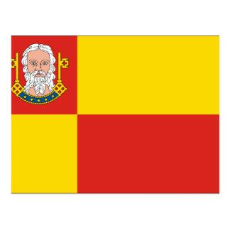 Neustadt-Glewe, Germany flag Postcard
