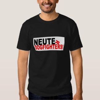 NEUTER dogfighters T-shirt