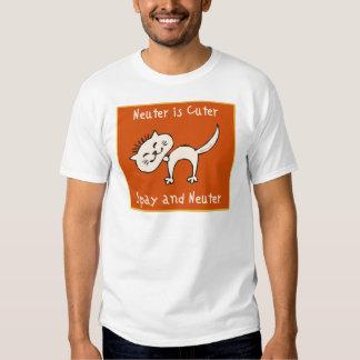 Neuter is Cuter (Cat) T-Shirt