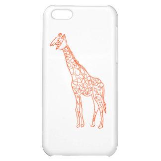 Neutered Giraffe Cover For iPhone 5C
