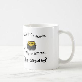 Neutonios del higo taza de café