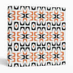 Neutra Modern Abstract Binder