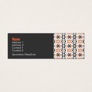 Neutra Retro Profile Card