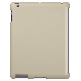 Neutral Almond Beige Color Trend Blank Template