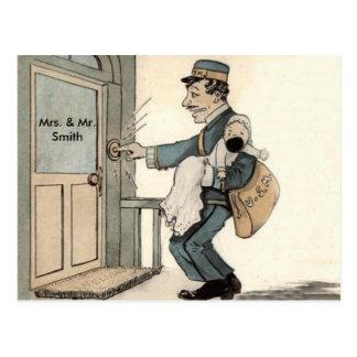 neutral de la invitación de la FIESTA DE Postales