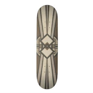 Neutral Deco Panel I Skateboard Deck